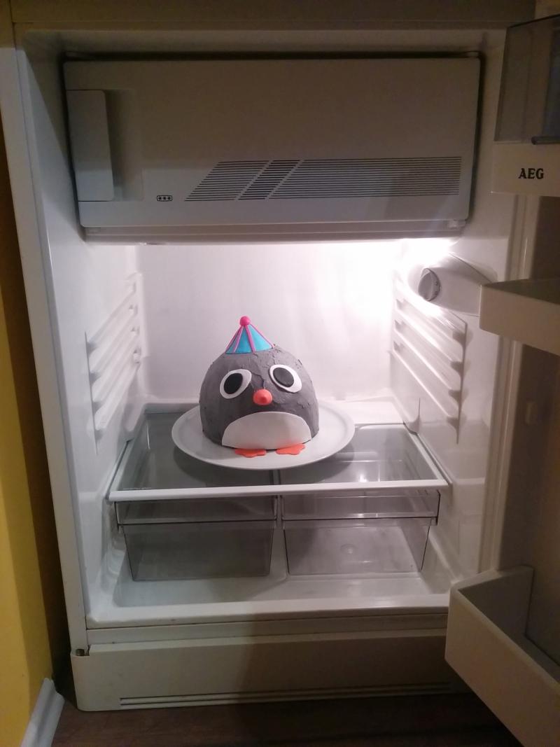 Kennen Sie diesen Pinguin??