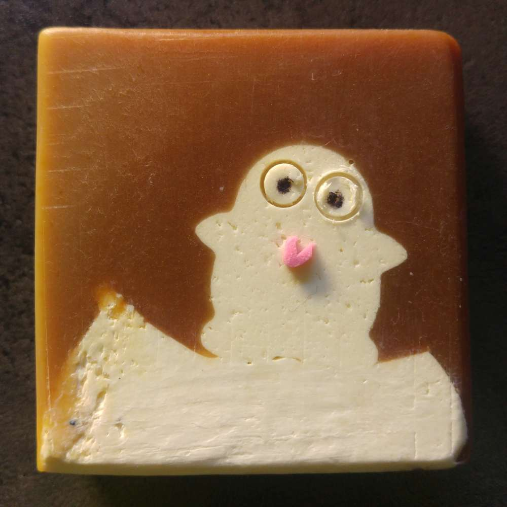 Four Eyed Soap Penguin